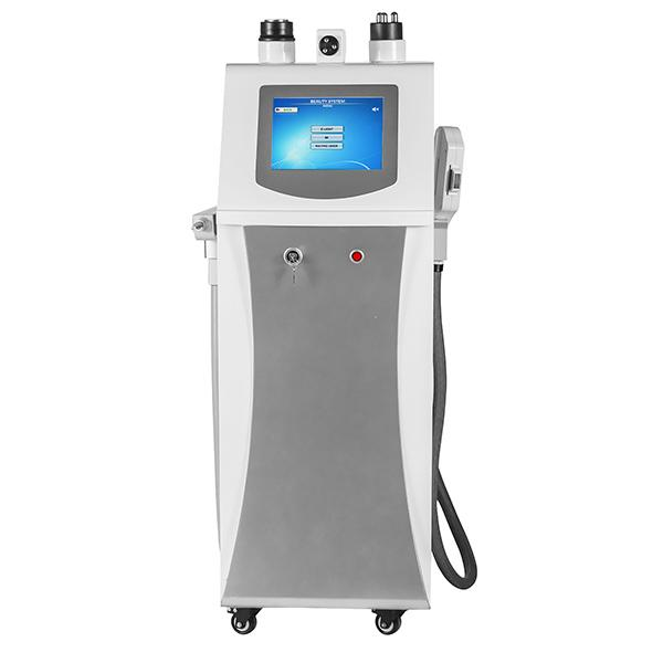 E-light RF Nd:YAG Laser Beauty Machine